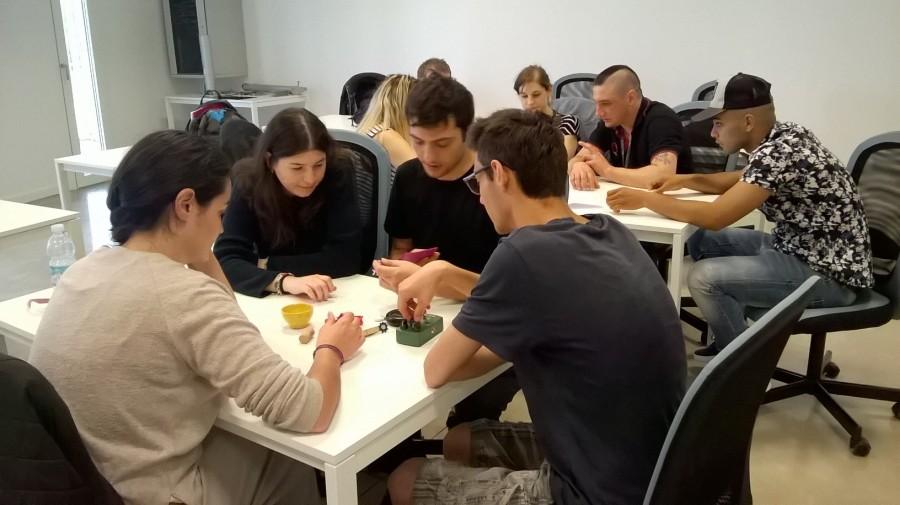 YEP Milano CN L'HUB gruppo di lavoro