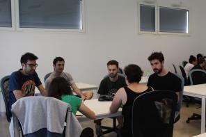YEP Milano CN HUB lavoro di gruppo 25 maggio