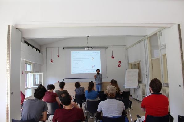 YEP Milano FabriQ amministrazione